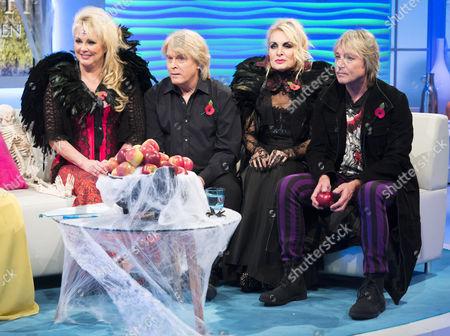 The Fizz - Cheryl Baker, Mike Nolan, Jay Aston, Bobby McVay