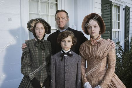 Stock Image of Bethany Anne Lind, Robert Patrick, Neal Genys, Maddie Nichols