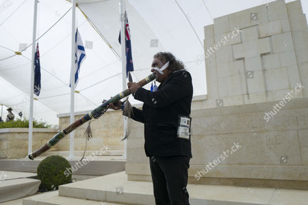 Editorial image of Opening of ANZAC museum in the memorial for fallen in Battle of Beersheba, Israel - 31 Oct 2017