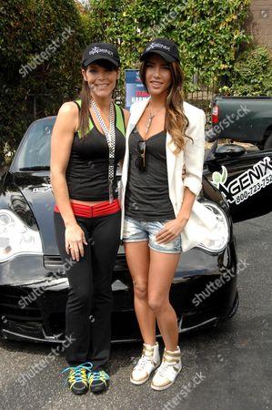 Jacqueline MacInnes Wood and Lesli Kay