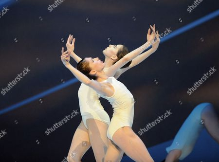 Leanne Benjamin and Alexandra Ansanelli