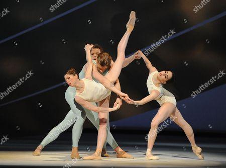 Alexandra Ansanelli, Rupert Pennefather, Leanne Benjamin and Thomas Whitehead