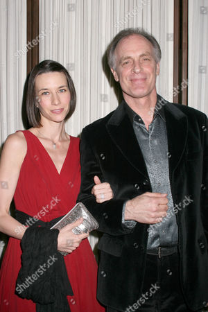 Keith Carradine and Hayley DuMond