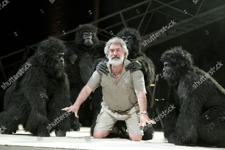 Editorial image of 'Peer Gynt' play performed by National Theatre of Scotland at The Barbican Theatre, London, Britain - 30 Apr 2009