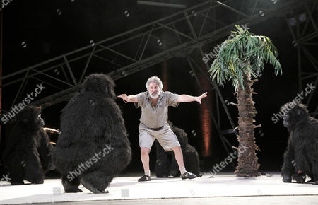 Editorial picture of 'Peer Gynt' play performed by National Theatre of Scotland at The Barbican Theatre, London, Britain - 30 Apr 2009