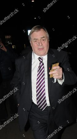 Stock Image of John Prescott