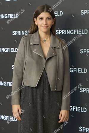 Editorial picture of 'Springfield' photocall, Camera Studio, Madrid, Spain - 31 Oct 2017