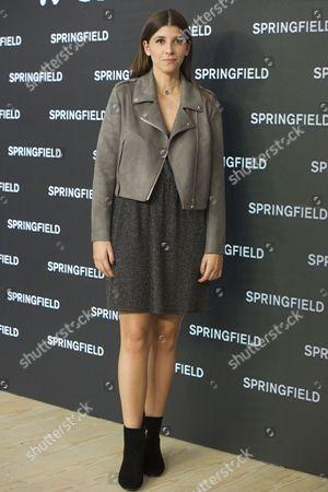 Editorial image of 'Springfield' photocall, Camera Studio, Madrid, Spain - 31 Oct 2017