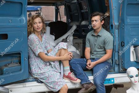 "Editorial image of ""Red Oaks"" (Season 3) TV Series - 2017"