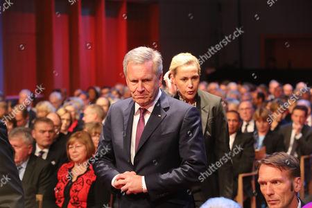 Christian Wulff, Bettina Wulff