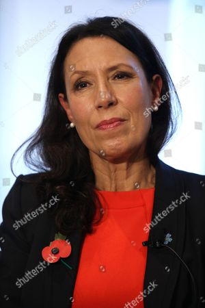 Stock Image of Debbie Abrahams, Shadow Work and Pensions Secretary, Resolution Foundation