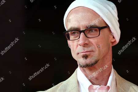 Editorial picture of Chuck Palahniuk photocall, Rome Film Festival, Italy - 31 Oct 2017