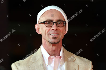 Stock Picture of Chuck Palahniuk