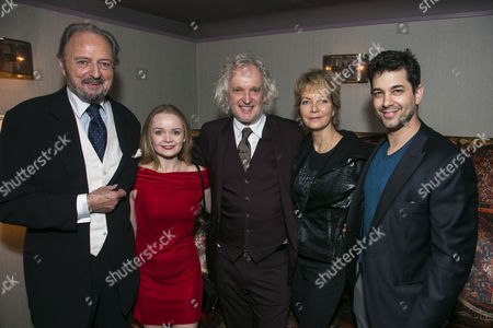Editorial photo of 'The Exorcist' play, Press Night, London, UK - 31 Oct 2017
