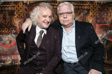 Sean Mathias (Director) and Bill Kenwright (Producer)
