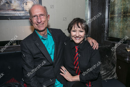 Martin Sherman and Frances Barber