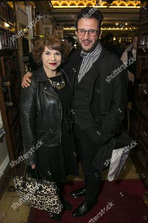 Debbie Chazen and Michael Korel