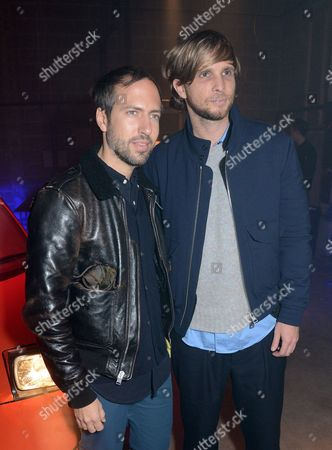 Stock Photo of Peter Pilotto and Christopher de Vos