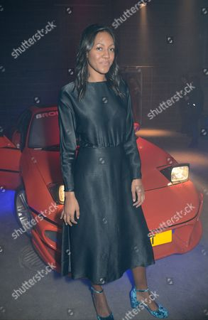 Stock Image of Alice Casely-Hayford