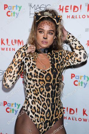Editorial image of Heidi Klum's 18th Annual Halloween Party, New York, USA - 31 Oct 2017