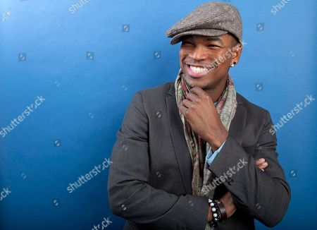 This photo shows R&B singer-songwriter and music executive Ne-Yo, born Shaffer Chimere Smith, in New York. Ne-Yo is releasing his fifth album, R.E.D. It's his first release on Universal Motown, where he also serves as senior vice president of A&R