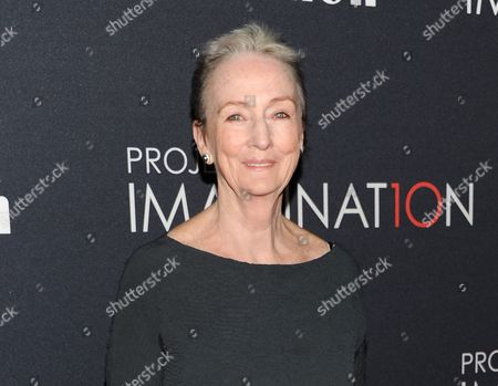 "Stock Photo of Kathleen Chalfant attends the global premiere of Canon's ""Project Imaginat10n"" Film Festival in New York. Chalfant and press agent Sam Rudy will be celebrated at the Vineyard Theatre's March 14 fundraiser gala at Edison Ballroom. Individual tickets start at $1,000 and tables start at $10,000. Scott Schwartz will direct and Paul Masse will be the music director"