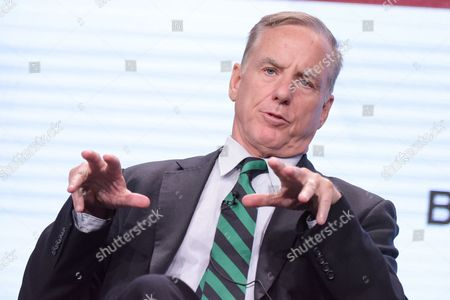 "Howard Dean participates in ""The Contenders: 16 for 16"" panel during the PBS Television Critics Association summer press tour in Beverly Hills, Calif. The program will air on Tuesday, Sept. 13 on PBS"