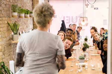 Diners hungry for a taste of Jack Monroe?s latest menu instead got to experience the realities of short-term financial distress; being made to choose between having heating and eating, at the innovative pop-up created to celebrate the launch of the npower Foundation, the Fuel Bank charity (an initiative set to tackle the issue)