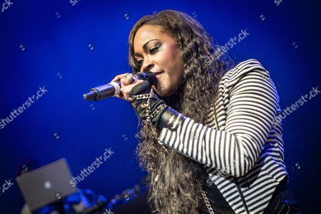 Stock Picture of Shontelle - Shontelle Layne