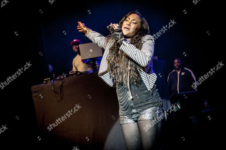 Stock Photo of Shontelle - Shontelle Layne