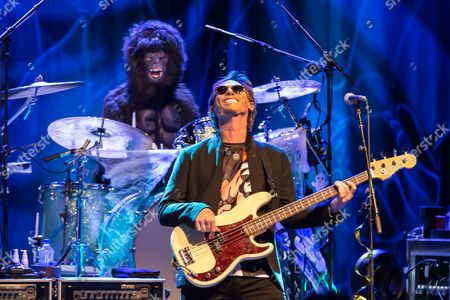 Editorial picture of Ringo Starr & His All Starr Band in concert at ACL Live, Austin, USA - 31 Oct 2017