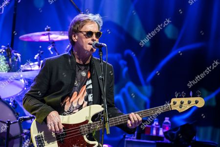 Editorial image of Ringo Starr & His All Starr Band in concert at ACL Live, Austin, USA - 31 Oct 2017