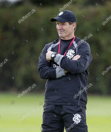 Robbie Deans the Barbarians coach
