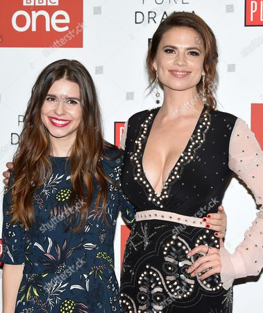 Philippa Coulthard, Hayley Atwell