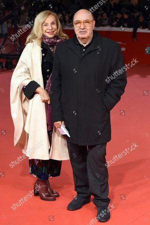 Dante Ferretti and Francesca Lo Schiavo