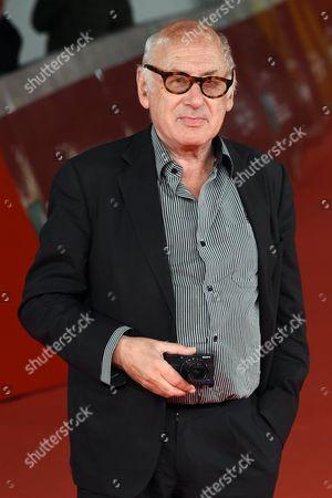 Editorial picture of Michael Nyman, Rome Film Festival, Italy - 01 Nov 2017