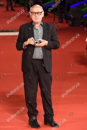 Editorial photo of Michael Nyman, Rome Film Festival, Italy - 01 Nov 2017