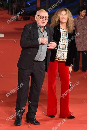 Michael Nyman with Rosi Greek