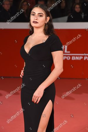 Editorial picture of 'One of These Days' premiere, Rome Film Festival, Italy - 01 Nov 2017