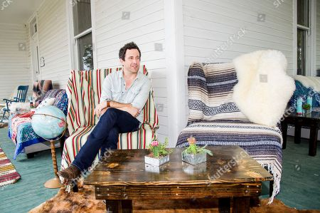 Will Hoge poses during the Pilgrimage Music & Cultural Festival, in Franklin, Tenn