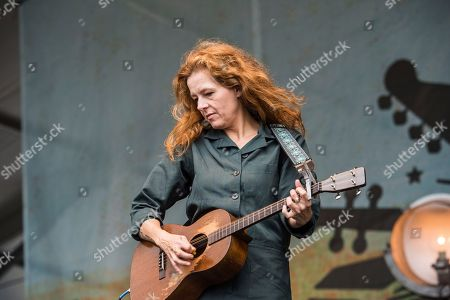 Neko Case performs during the Pilgrimage Music & Cultural Festival, in Franklin, Tenn