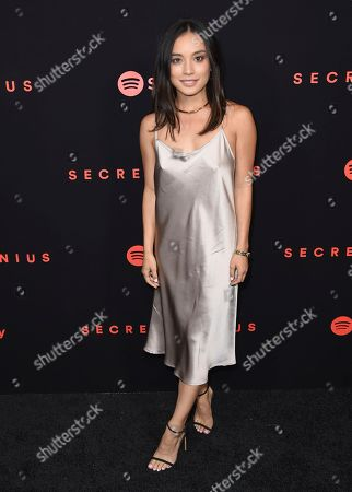 Editorial image of 2017 Secret Genius Awards, Los Angeles, USA - 01 Nov 2017