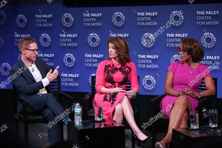 Editorial photo of PaleyLive NY: The News Is Back: CBS News This Morning and the Morning Landscape, New York, USA - 01 Nov 2017