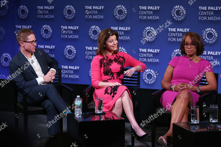 Editorial picture of PaleyLive NY: The News Is Back: CBS News This Morning and the Morning Landscape, New York, USA - 01 Nov 2017