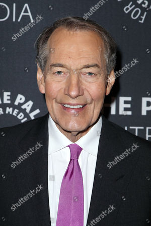 Stock Photo of Charlie Rose