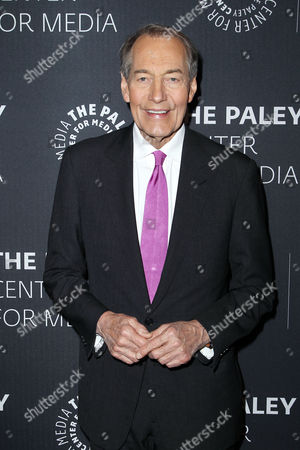 Stock Image of Charlie Rose