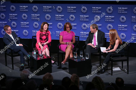 Editorial image of PaleyLive NY: The News Is Back: CBS News This Morning and the Morning Landscape, New York, USA - 01 Nov 2017