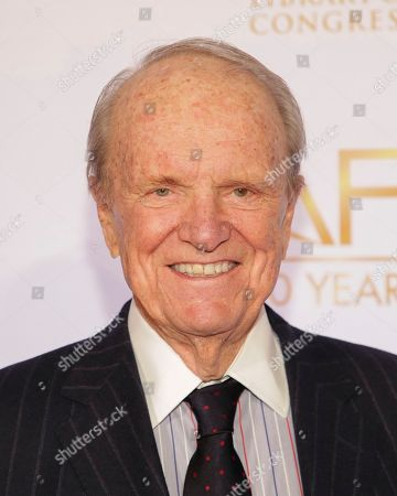 AFI Founding Director George Stevens, Jr. attends AFI's 50th Anniversary Gala at The Library of Congress, in Washington