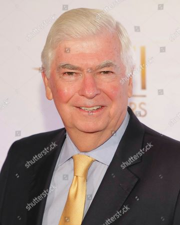 Former Senator Chris Dodd attends AFI's 50th Anniversary Gala at The Library of Congress, in Washington