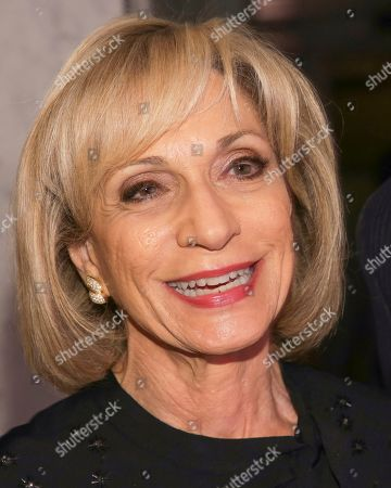 Journalist Andrea Mitchell attends AFI's 50th Anniversary Gala at The Library of Congress, in Washington